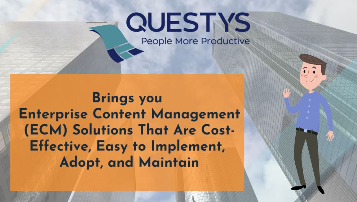 Have a look at our newest Questys Solutions Video